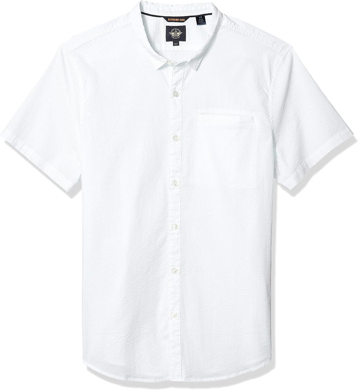 Dockers Mens Short Sleeve Polo