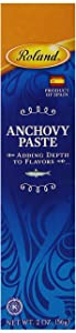 Roland Foods Anchovy Paste, 2 Ounce (Pack of 12)