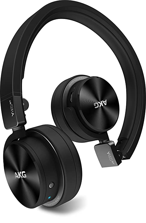 Akg Y45BTBLK Mini-Cuffie Wireless Bluetooth a5eeefe62e3d