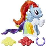 My Little Pony Runway Fashions Set with Rainbow Dash
