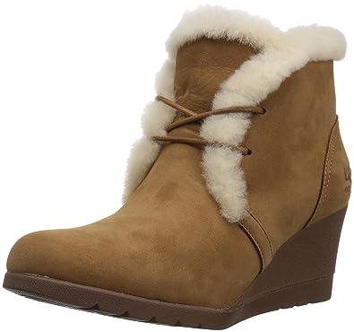 UGG Women's Jeovana Winter Boot, Chestnut, ...