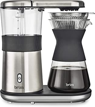 Brim Pour Over 8 Cup Coffee Maker