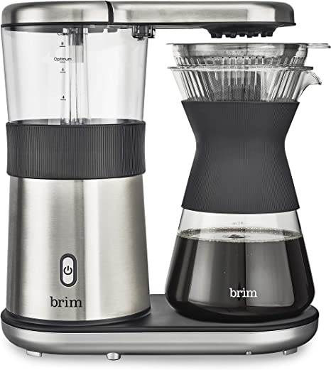 Brim 8 Cup Pour Over Coffee Maker Kit
