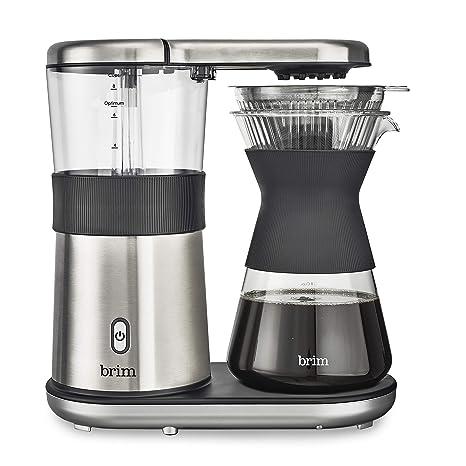 Amazon.com: Brim - Cafetera de 8 tazas: Kitchen & Dining