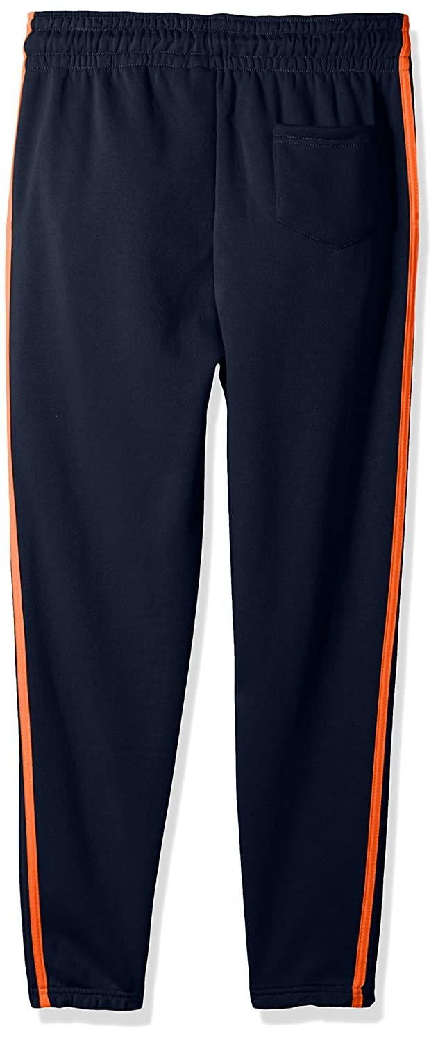 NFL Chicago Bears Ultra Game Mens JOGGER Team Color Stripe Large