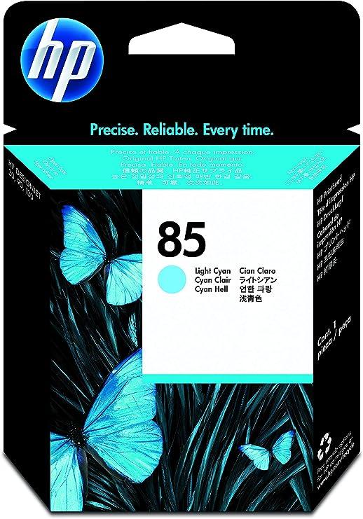 HP C9422A - Cabezal de impresión para HP DesignJet 30/69 ml, Amarillo: Hp: Amazon.es: Oficina y papelería