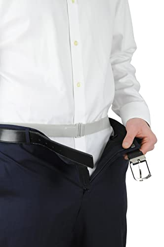 Tuck-N-Stay By Beltaway Men's Hidden Belt To Keep Shirt Tucked In