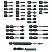 Deals on Bosch SBID32 Impact Tough Screwdriving Bit Set 32 Piece