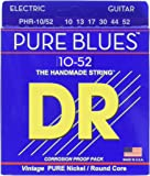 DR Strings PURE BLUES Electric Guitar Strings (PHR-10/52)