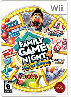 Hasbro Family Game Night 4 The Show