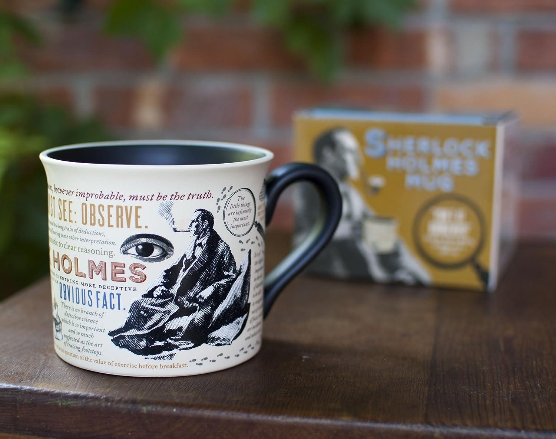 Amazon Sherlock Holmes Coffee Mug Holmes Quotes Rules Of
