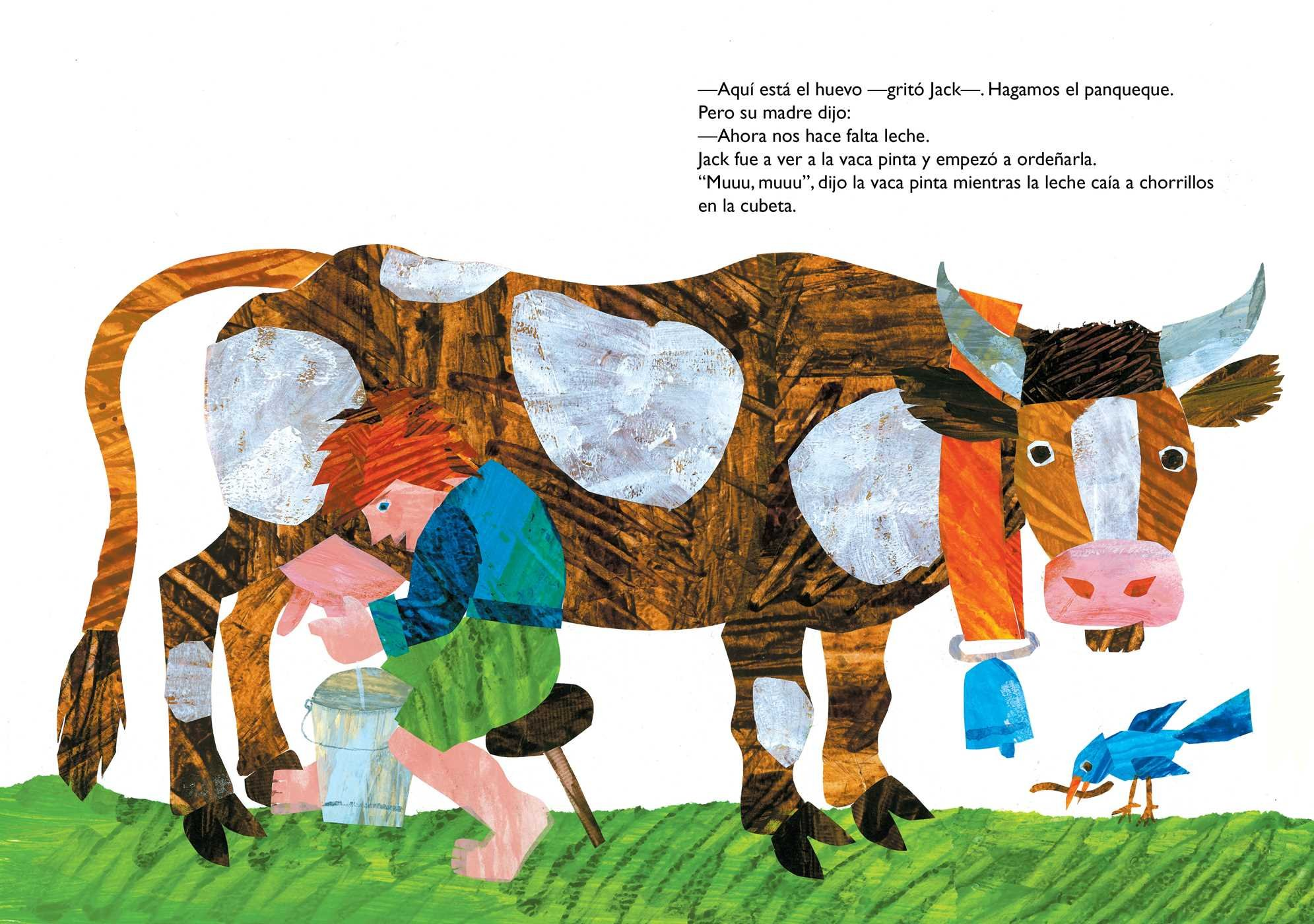 ¡Panqueques, panqueques! (Pancakes, Pancakes!) (The World of Eric Carle) (Spanish Edition): Eric Carle: 9781534402058: Amazon.com: Books
