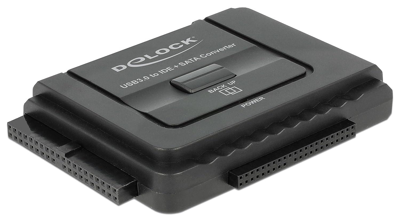 DeLOCK 61486 Carcasa de Disco Duro/SSD Negro Caja para Disco ...