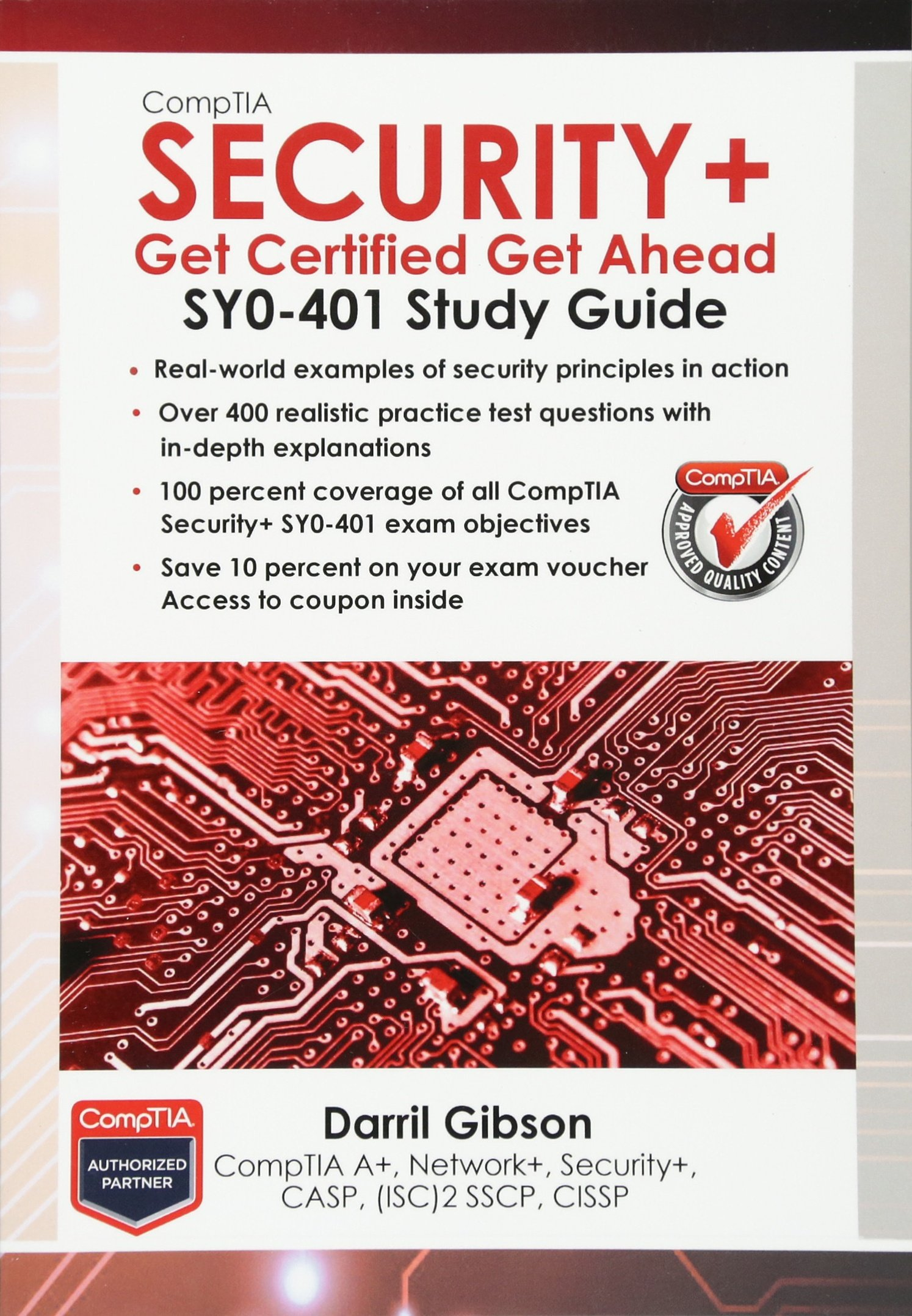 Comptia security get certified get ahead sy0 401 study guide comptia security get certified get ahead sy0 401 study guide darril gibson 9781939136022 amazon books xflitez Image collections