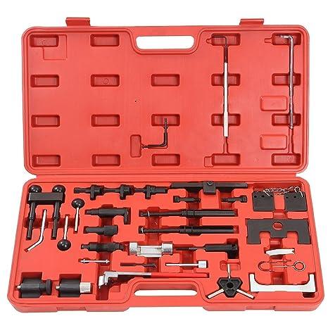 LARS360 Motor instell Herramientas de bloqueo herramientas correa dentada Juego de herramientas Herramientas de ajuste de