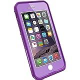 LifeProof 77-50337 Fre Custodia Pumped per Apple iPhone 6, Lilla