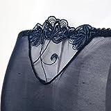 Women's Thin Transparent Lace Bra Set