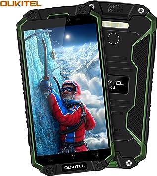 Telefonos Móvil, OUKITEL K10000 MAX 4G Smartphone Grande 10000mAh ...