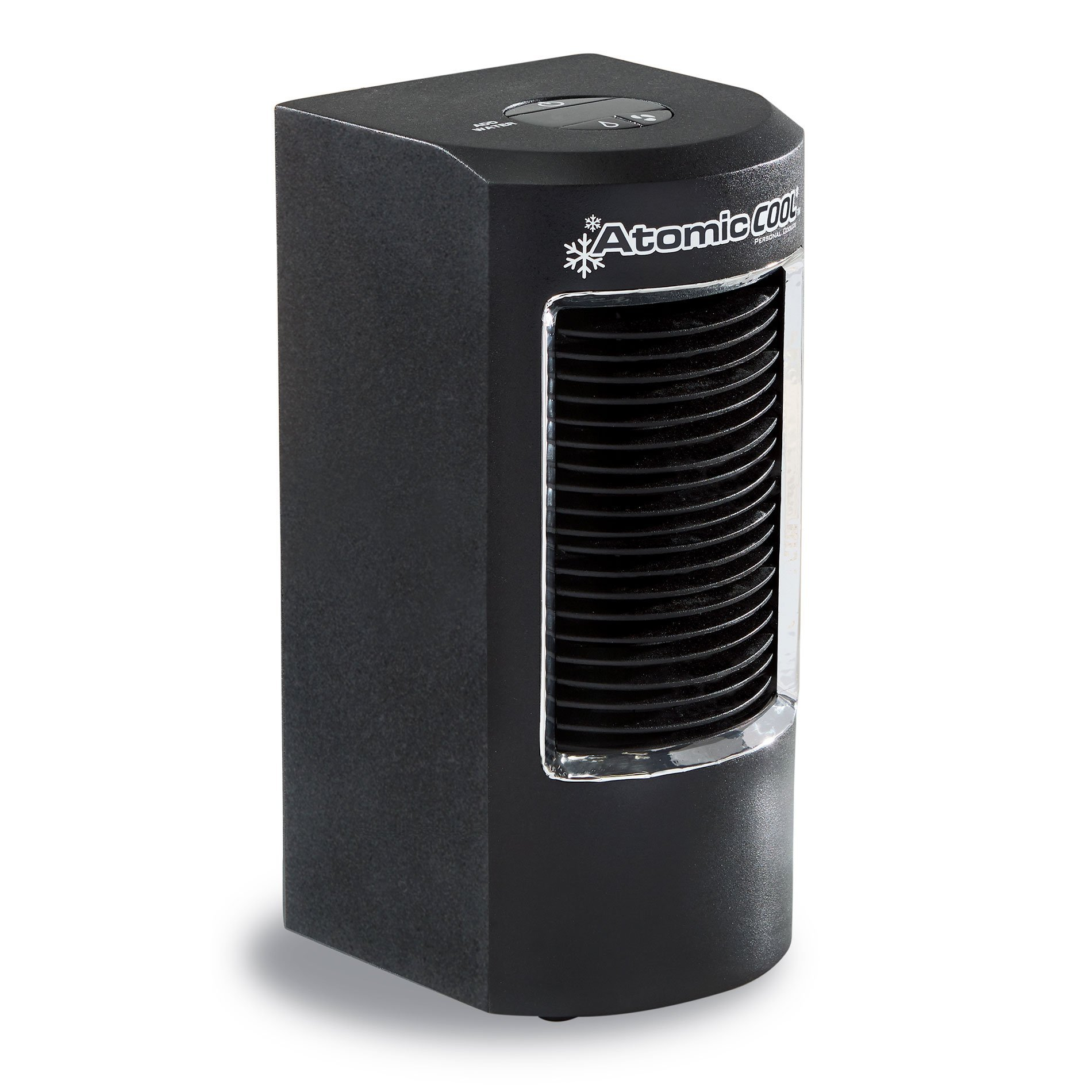 Atomic Cool Ultra-Portable Compact Personal Space Cooler Original by BulbHead, Evaporative Cooler Converts Hot Air to Cool Air