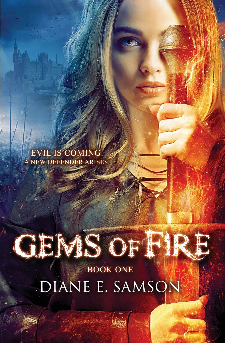 Gems of Fire: A Young Adult Fantasy Paperback – November 13, 2018