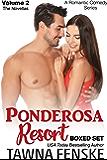 Ponderosa Resort Volume 2: The Novellas (Ponderosa Resort Boxed Sets)