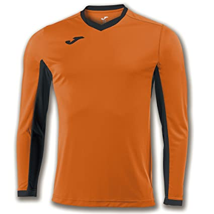 Joma Teamwear Sweat Champion IV M/L Orange-Black