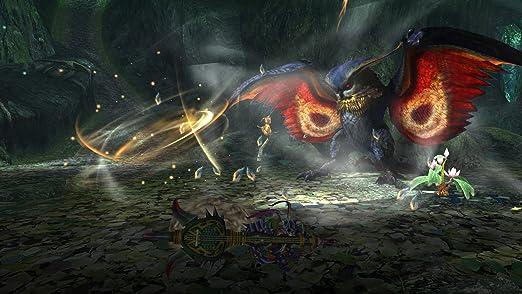 Monster Hunter Generations Ultimate - Edición Estándar: Amazon.es: Videojuegos