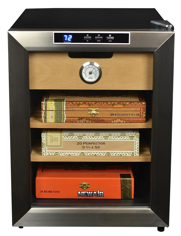 Amazon.com: NewAir CC-100 250 Count Cigar Cooler: Appliances