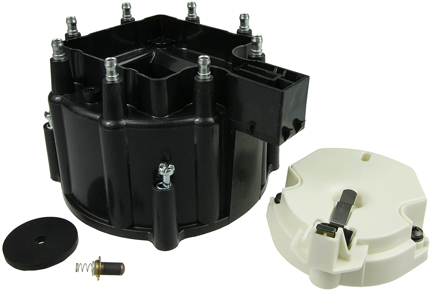WVE by NTK 3D1045 Distributor Cap and Rotor Kit