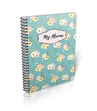 Amazon.com: Christian Planner, agenda de día diario diario ...