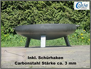 Feuerschale FS 2435 - Recipiente para hoguera (80 cm de diámetro)