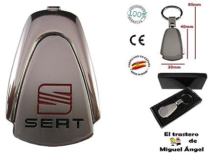 Llavero de Coche Compatible con Seat lla013-20: Amazon.es ...