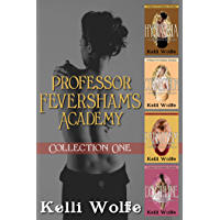 Professor Feversham's Academy Collection 1: Victorian Medical Erotica (English Edition)