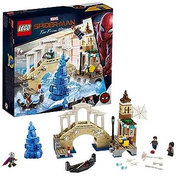 LEGO Marvel Super Heroes - Ataque de Hydro-Man, Juguete de ...