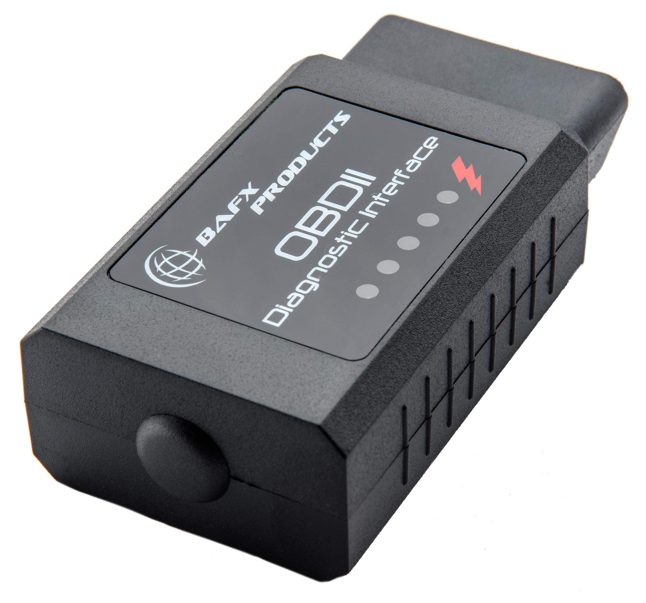 BAFX Products Bluetooth OBD2 / OBDII Diagnostic Car Scanner Reader Tool for Android by BAFX Products (Image #5)