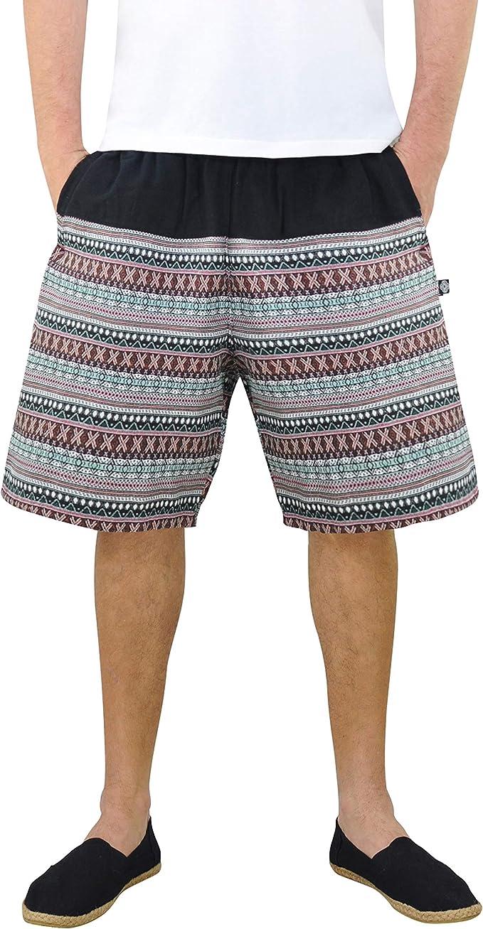 virblatt - Short Homme Bermudas Ethnique