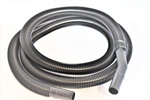 Replacement Hose for Oreck, Extra Long 10 Foot Crush Proof made for Oreck Hose, Custom Vacuum Hose for Oreck Vacuums Buster B Canister Models with Shurlok Notch, Vacuum Parts and Accessories for Oreck