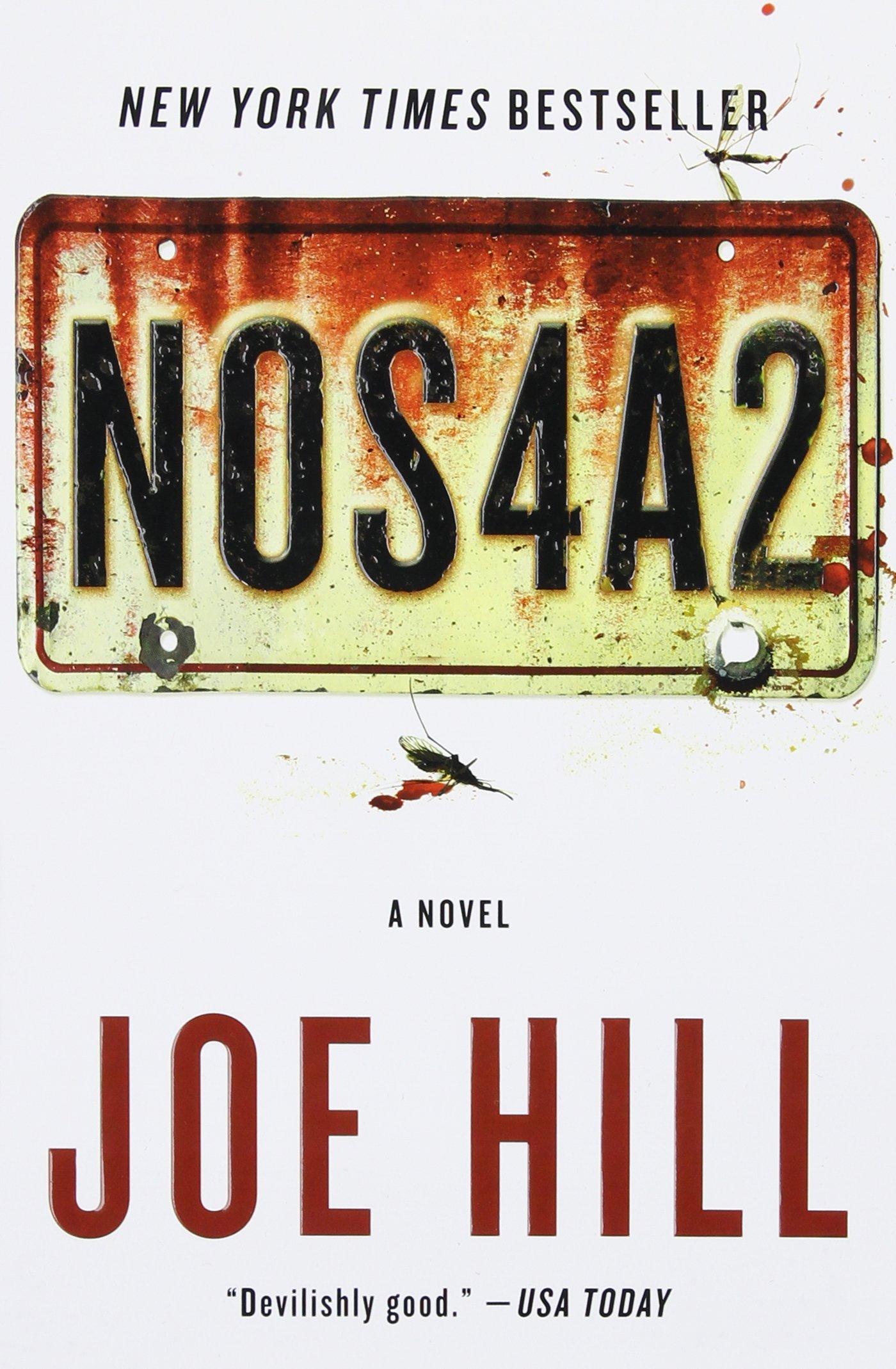 NOS4A2 Novel Joe Hill product image