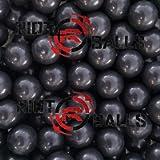 100 X 0.68 Cal. Jawbreaker Solid Balls Paintballs Self Defense Nylon 3.5 Gram Paintballs Less Lethal Practice Balls…