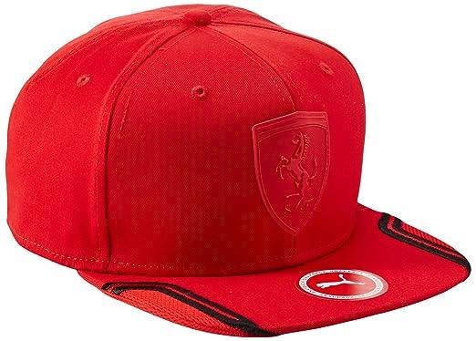 hat raikkonen kimi replica store ferrari official scuderia red puma briwm canada men snapback cap flat brim