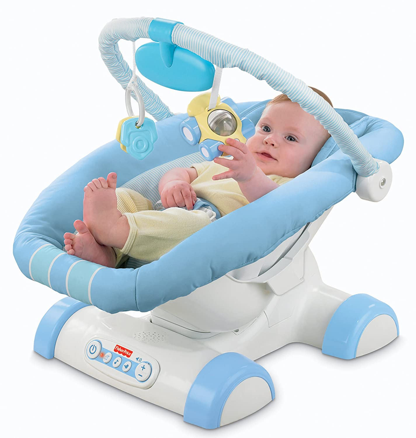 Amazon.com : Fisher-Price Cruisin\' Motion Soother (Discontinued by ...