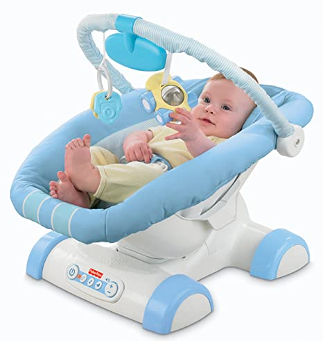 Fisher-Price Azul Cruisin Motion Chupete: Amazon.es ...