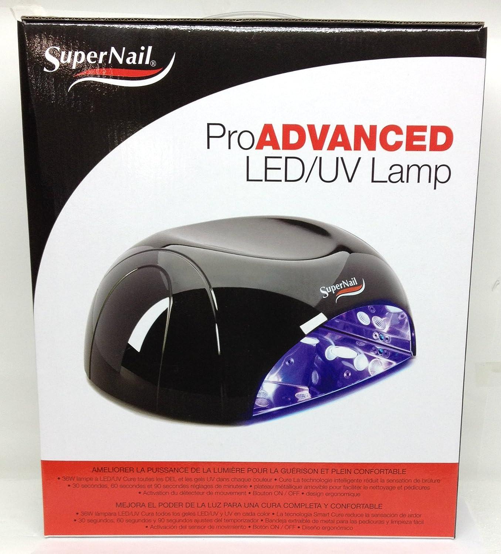 Amazon.com: SuperNail - ProAdvanced LED/UV Lamp: Beauty