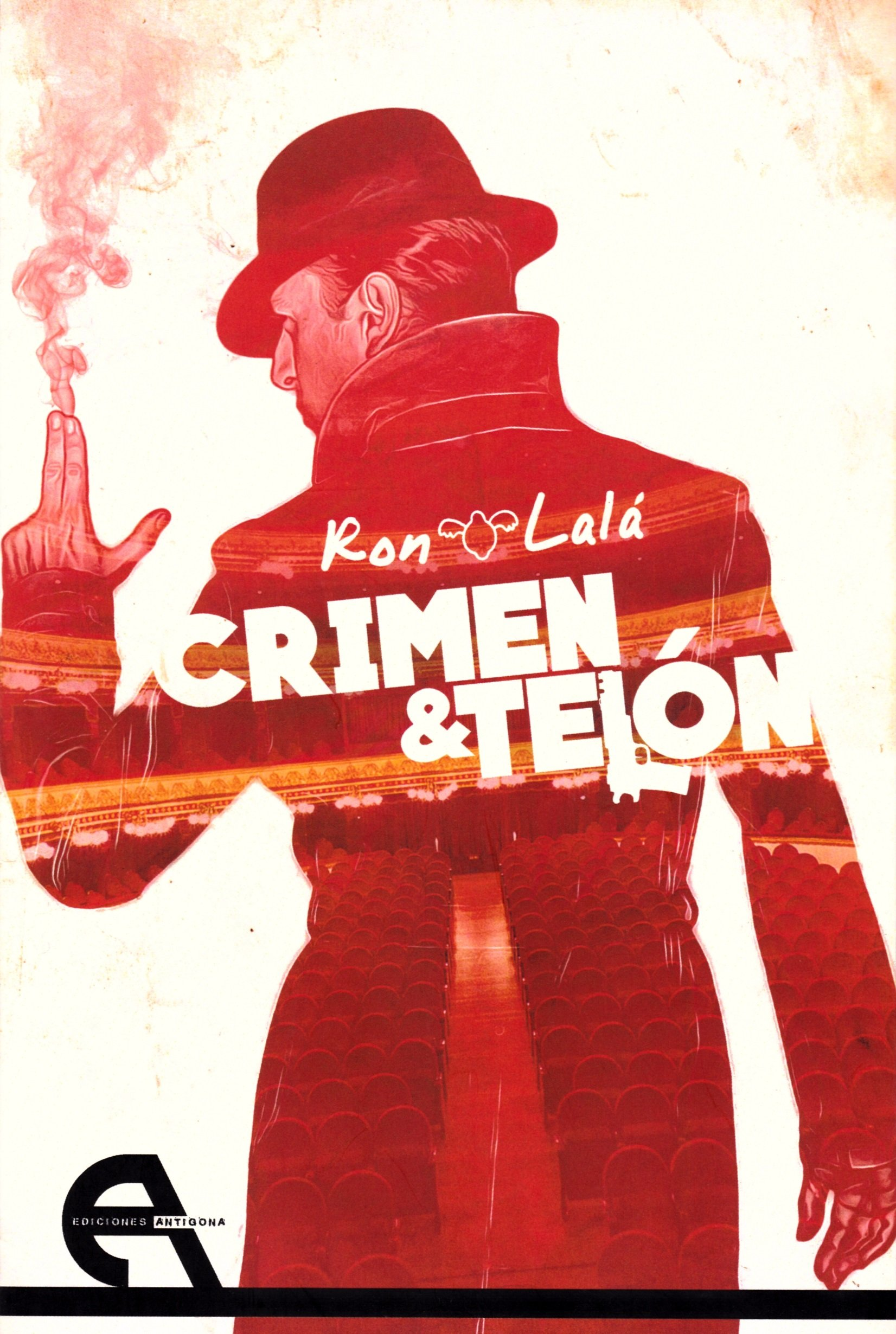 Crimen y telón (Teatro): Amazon.es: Ron Lalá: Libros