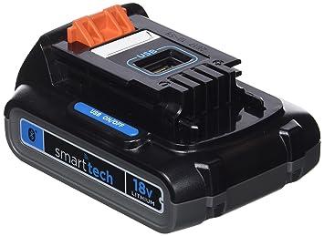BLACK+DECKER BL2018ST-XJ Batterie 18V - 2Ah - SmartTech