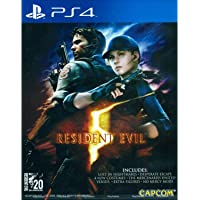 Resident Biohazard 5 for PlayStation 4