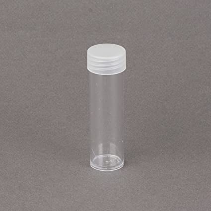 1c67496b1864 Amazon.com : (100) Round Clear Plastic (Penny Cent) Size Coin ...