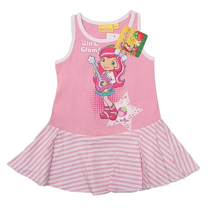 neues Design riesige Auswahl an neueste kaufen Emily Erdbeer Emily Erdbeer Kleid, rosa-weiß, Gr. 98 Kleider ...
