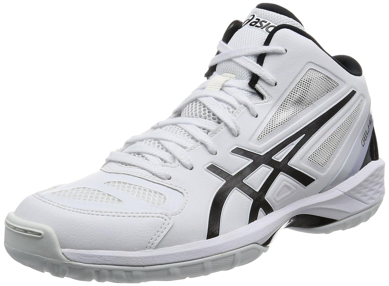 [アシックス] バスケットシューズ GELHOOP V 9 (旧モデル) B01M9HZZSO 28.0 cm ホワイト/ブラック