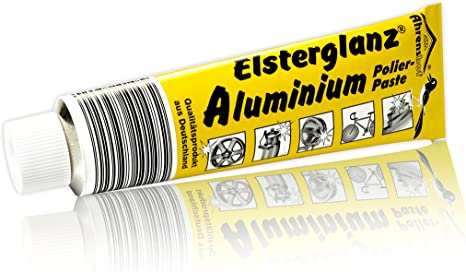Elsterglanz Aluminium Polier Paste 150ml Drogerie Körperpflege